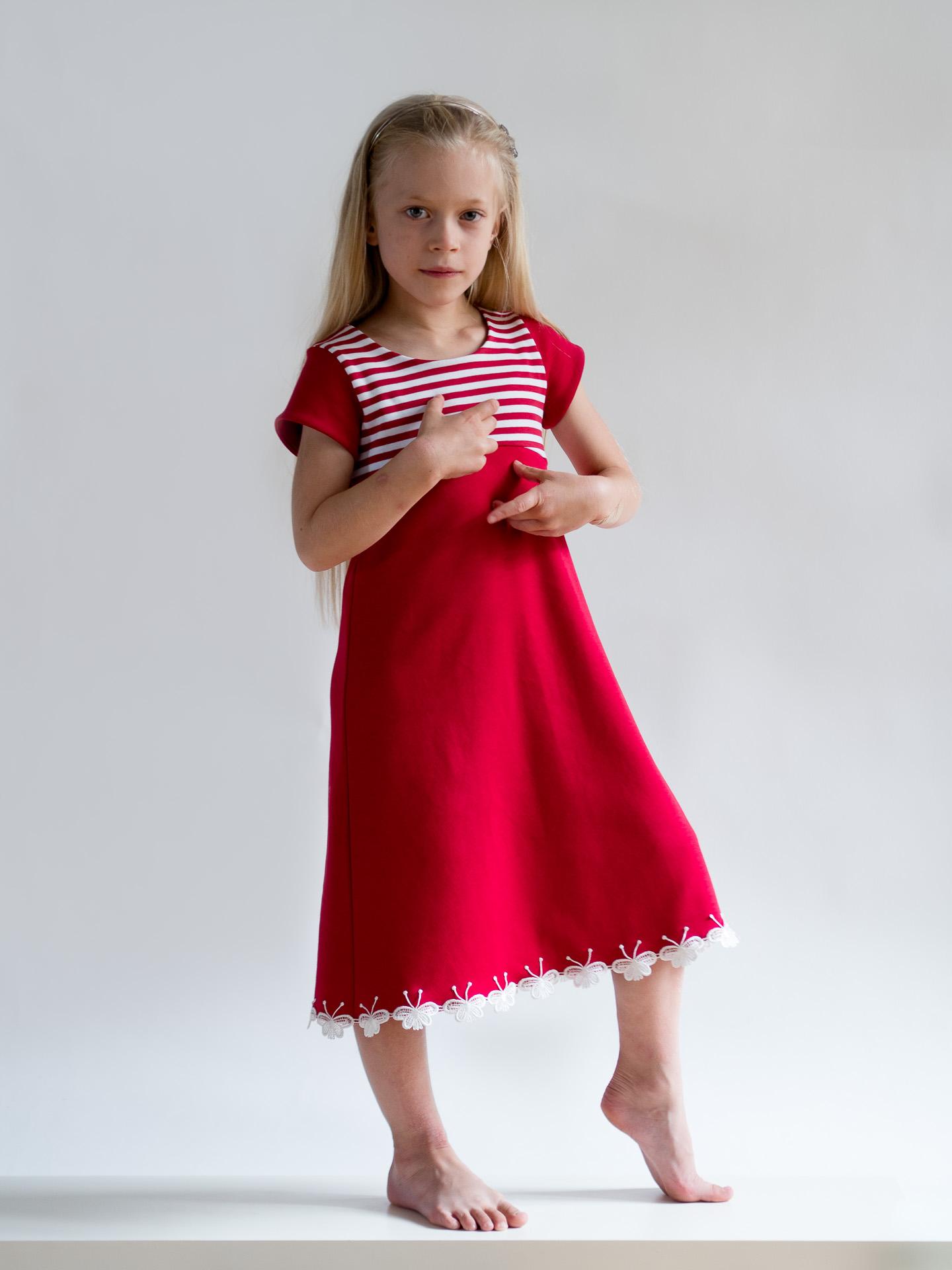 Tøj Rød – Og Drenge Med Piger Kjole Til Sommerfugle rqq7n6Ix